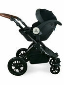 Ickle Bubba Stomp v3 All In One Travel System with i-Size Mercury Car Seat and Isofix Base additional 8