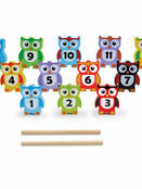 Jumini Stacking Owls Game 12 Pieces additional 1