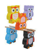 Jumini Stacking Owls Game 12 Pieces additional 2