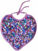 Xplorys Sweetheart Baby Bib - Choose your favourite sweets!!! additional 1