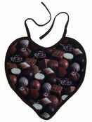 Xplorys Sweetheart Baby Bib - Choose your favourite sweets!!! additional 3