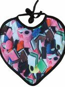 Xplorys Sweetheart Baby Bib - Choose your favourite sweets!!! additional 2