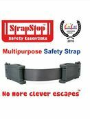 Strap Stop Multi purpose anti escape safety strap - Choose your Colour additional 5