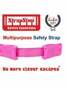 Strap Stop Multi purpose anti escape safety strap - Choose your Colour additional 4