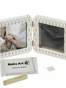 Baby Art My Baby Touch 1 Print Hand footprint photo frame additional 9