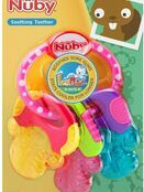 Nuby Icy Bite Teether Keys - Pink additional 7