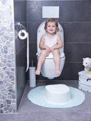 Rotho Babydesign Bella Bambina Toilet Trainer Seat - Stone Grey additional 6