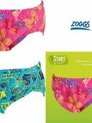 Zoggs Adjustable Reusable Baby Swim Nappy one size 3 to 24 mths - Choose your design additional 1