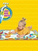 Aquadoodle Super Rainbow Deluxe Large Mat additional 3