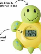 Nuby Bath Thermometer 3in1 additional 1
