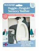 Bickiepegs Peggie the Penguin Sensory Teether additional 1