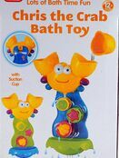 Chris The Crab Bath Toy additional 1