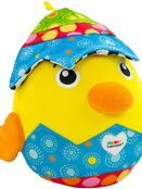 Lamaze Hatching Henry Soft Cuddly Toy for Baby, Babies Plush Toy for Sensory Play 6+ mths additional 9