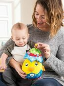 Lamaze Hatching Henry Soft Cuddly Toy for Baby, Babies Plush Toy for Sensory Play 6+ mths additional 6