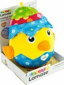 Lamaze Hatching Henry Soft Cuddly Toy for Baby, Babies Plush Toy for Sensory Play 6+ mths additional 2