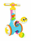 TOMY Toomies Pic & Pop Push Along Baby Toy | Toddler Ball Popper With Ball Launcher And Collector additional 10