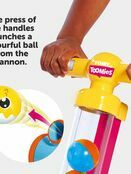 TOMY Toomies Pic & Pop Push Along Baby Toy | Toddler Ball Popper With Ball Launcher And Collector additional 4