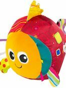 Lamaze Rolling Rosa Plush Baby Toy for Sensory Play 6+ Months additional 2