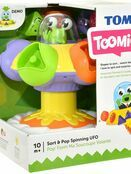 Tomy Toomies Sort & Pop Spinning UFO additional 5