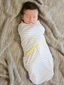 Clevamama Swaddle to Sleep 0-3 mths - Choose your Colour additional 15