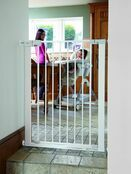 Safety 1st Securetech Extra Tall Metal Safety gate additional 3