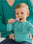 MAM Baby Brush with Safety Shield  2 Pack - Choose your colour additional 4
