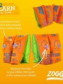 Zoggs Float Bands additional 4