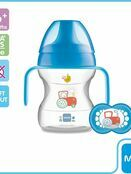 MAM Learn to Drink Cup 190ml with Handles and Soother additional 7