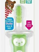 MAM Massaging Brush - Green additional 2