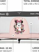 Hauck Dream n Play Travel Cot - Will it be Mickey or Minnie? additional 22