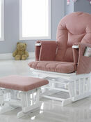Ickle Bubba Alford Glider Chair and Stool additional 2