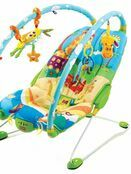 Tiny Love Gymini Bouncer Chair with Music 0+ mths additional 1