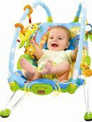 Tiny Love Gymini Bouncer Chair with Music 0+ mths additional 3