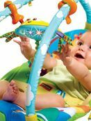 Tiny Love Gymini Bouncer Chair with Music 0+ mths additional 5