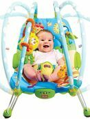 Tiny Love Gymini Bouncer Chair with Music 0+ mths additional 4