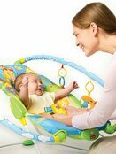 Tiny Love Gymini Bouncer Chair with Music 0+ mths additional 6