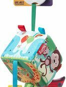 Nuby Interactive Activity Cube 0+ mths additional 6
