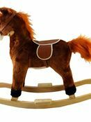 A to Z Rocking Horse - Sound, Moving Mouth & Tail - Choose your new BBF additional 3