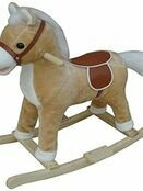 A to Z Rocking Horse - Sound, Moving Mouth & Tail - Choose your new BBF additional 5