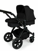 Ickle Bubba Stomp V2 All-in-One Travel System - Black With Black Frame additional 4