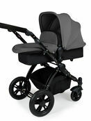 Ickle Bubba StompV2 All-in-One Travel System - Graphite Grey With Black Frame additional 4