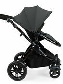 Ickle Bubba StompV2 All-in-One Travel System - Graphite Grey With Black Frame additional 8