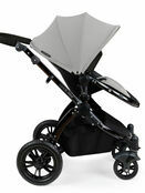 Ickle Bubba StompV2 All-in-One Travel System - Silver With Black Frame additional 6