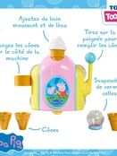TOMY Peppa Pig Bubble Ice Cream Maker additional 4