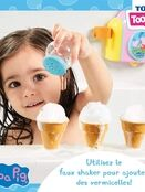 TOMY Peppa Pig Bubble Ice Cream Maker additional 7