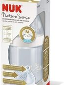 NUK Nature Sense Baby Bottle - 150ml and 260ml Available additional 1