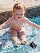Zoggs Adjustable Swim Nappy Pink Ice Creams 3-24 Months additional 3