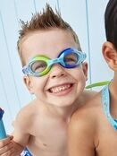 Zoggs Kids Little Bondi with UV protection and Anti-Fog - Choose your Design additional 4