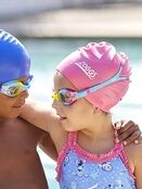 Zoggs Kids Little Bondi with UV protection and Anti-Fog - Choose your Design additional 5