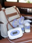 Lansinoh SmartPump 2.0 Double Electric Breast Pump with Smart Technology additional 4